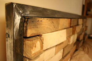 Reclaimed Headboard